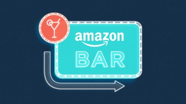 Amazon will serve cocktails and more at Tokyo pop-up bar