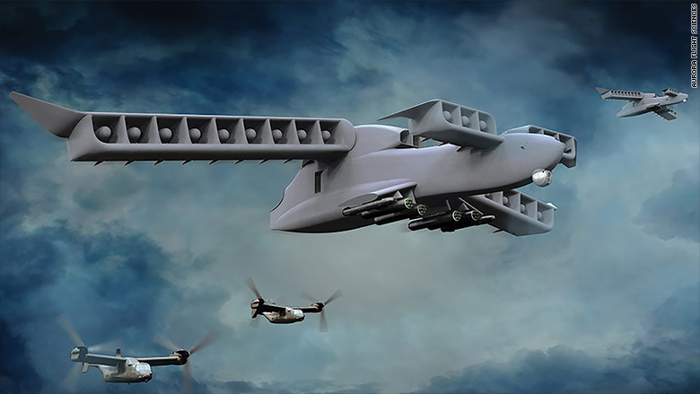 Boeing Bets Big On Flying Taxis And Pilotless Planes