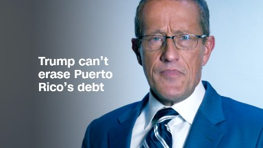 Why Trump can't just erase Puerto Rico's debt