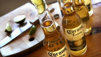 Corona time! Beer owner's sales soar