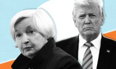 Trump faces big decision on Fed chief