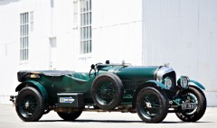 Bentley has rediscovered its racing roots