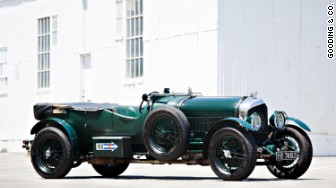 1926 bentley lemans sport