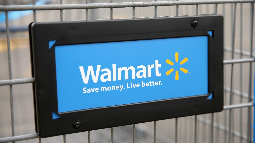 Walmart Is Using Robots To Scan For Empty Shelves, Misplaced Items
