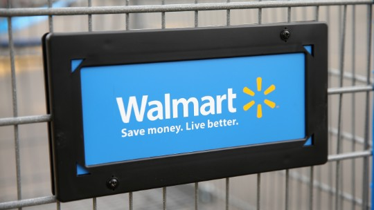 Walmart's CEO earns 1,188 times as much as the company's median worker
