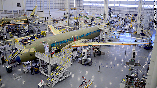 Canada's Bombardier wins big over Boeing in trade dispute