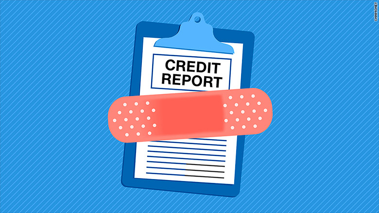 5 ways to improve your credit -- fast