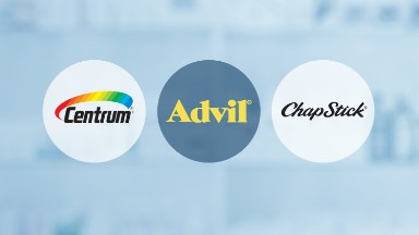Advil, Centrum and ChapStick on shopping block