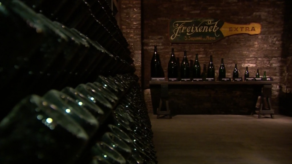Catalonia's Cava boss: Independence would be a disaster