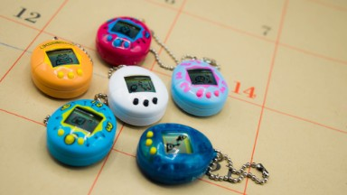 Tamagotchi's mini-sized 20th anniversary pet is as demanding as ever