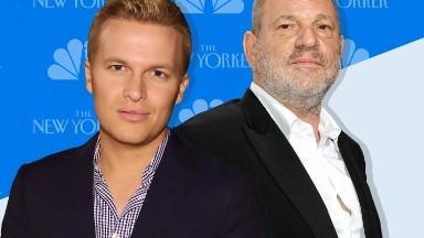 How NBC gave up Ronan Farrow's explosive Harvey Weinstein scoop