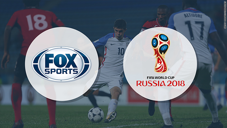 fox sports world cup