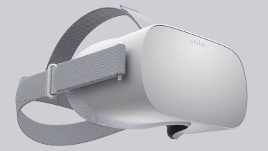 Facebook's VR headset Oculus Go doesn't require a phone or PC