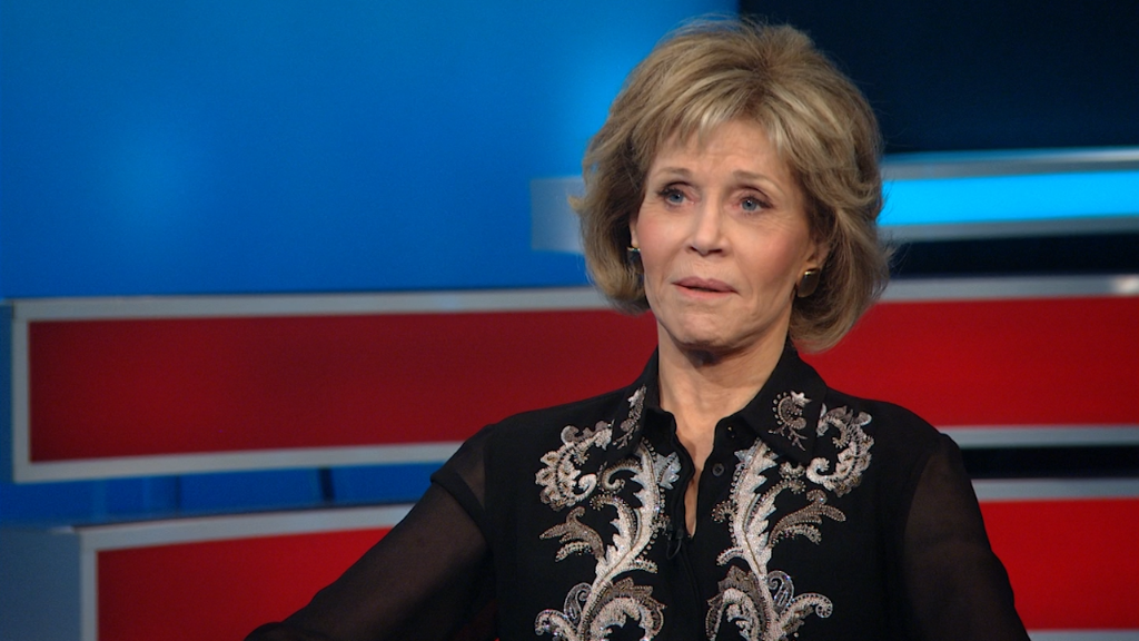 Jane Fonda Admits She Knew About The Harvey Weinstein Rumors