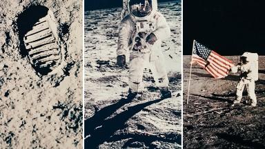 Vintage NASA photos headed to auction