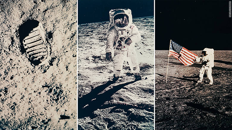 nasa photos auction split