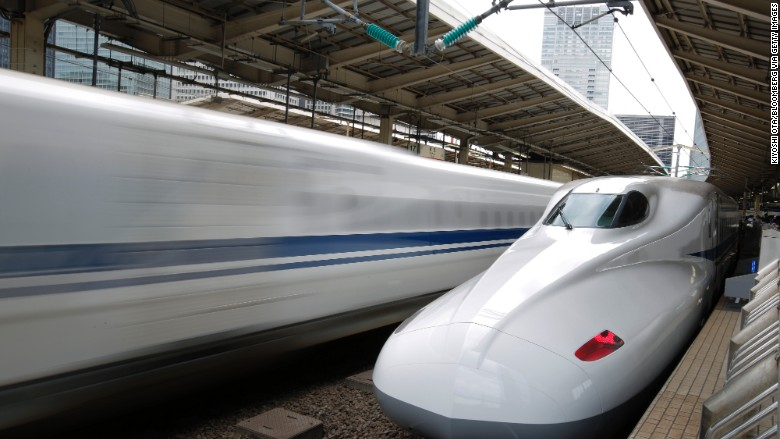 Bullet trains were built with substandard Kobe Steel parts