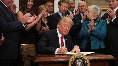 What's in Trump's health care executive order?