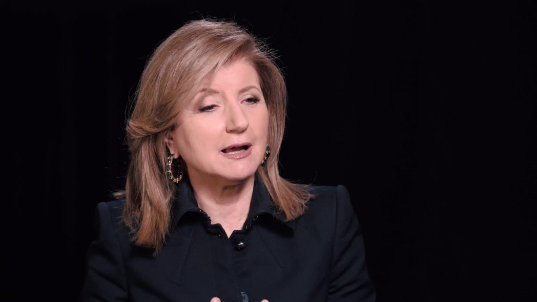 Arianna Huffington wants to help fix our 'culture of burnout'