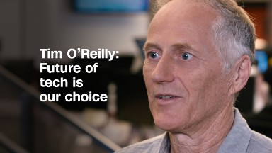 Tim O'Reilly: If Facebook makes you mad, it could be what you're clicking