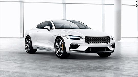 New Volvo brand aims for Tesla