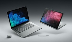 Microsoft tries again with troubled Surface Book line