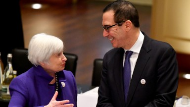 We've found Trump's perfect pick for Fed chair: Janet Yellen