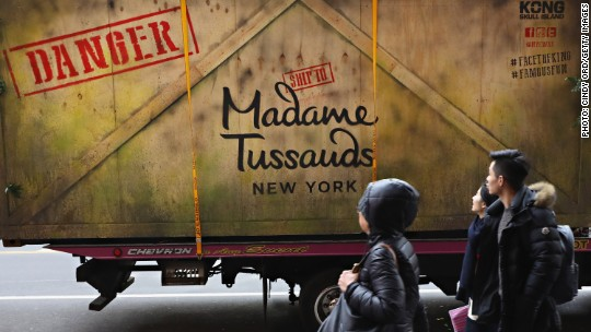 Madame Tussauds suffers from London terror attacks