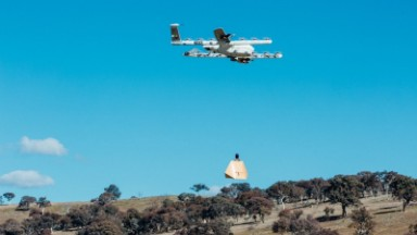 Alphabet drones will drop burritos into people's yards in Australia
