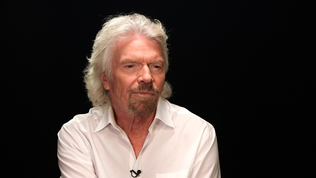 Richard Branson: I should be in space in six months