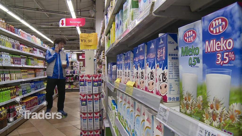 Polish dairy farmers look to China
