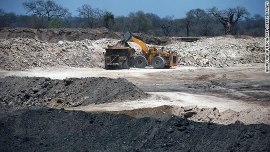 Rio Tinto accused of fraud over '$3 billion' coal mine