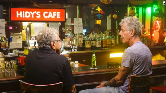Pittsburgh: Eat like Bourdain