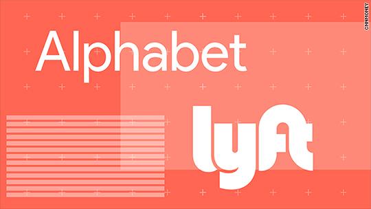 Google's parent investing in Lyft