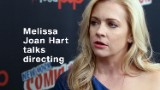 Being a female director: Melissa Joan Hart explains it all