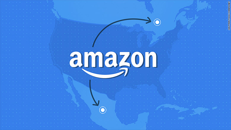 Will Amazon put its second HQ in Canada?