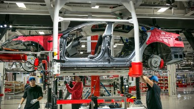 Tesla factory at center of discrimination lawsuits