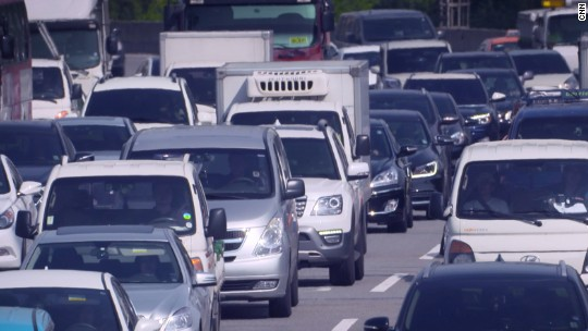 Cruise control designs could solve traffic jams
