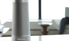 Microsoft Cortana-powered speaker: Solid sound but not a standout