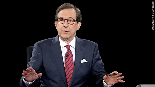 Chris Wallace slams colleagues for attacks on press