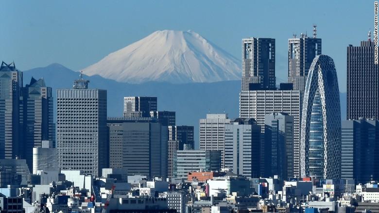 Japan's economy faces huge challenges