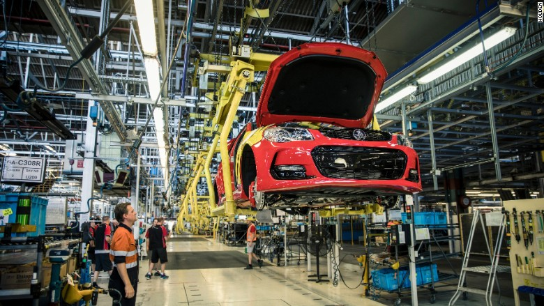 gm holden last car production