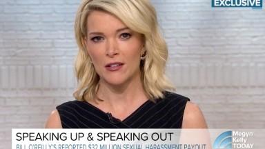Megyn Kelly speaks out against Bill O'Reilly, Fox News