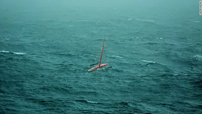 Saildrone bering sea