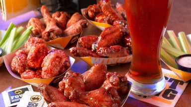Buffalo Wild Wings soars 25% on takeover talk
