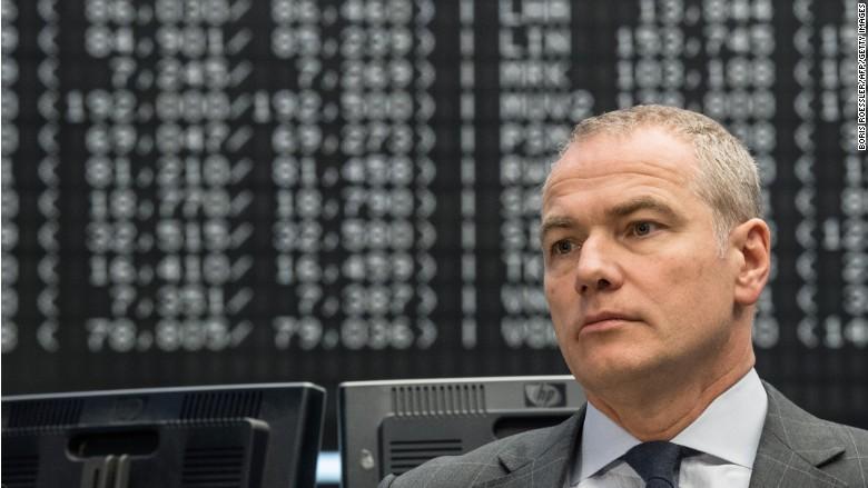 Carsten Kengeter Deutsche Boerse resign