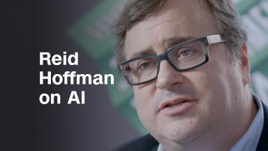 Reid Hoffman on AI: 'More optimist, but not utopian'