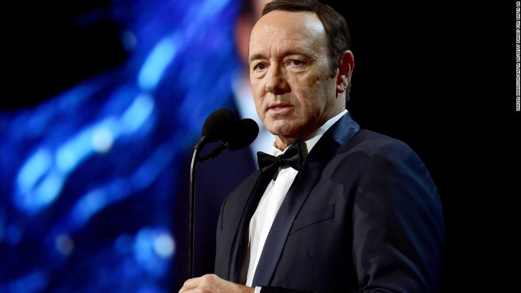 Kevin Spacey: Old Vic lists 20 staff allegations against him