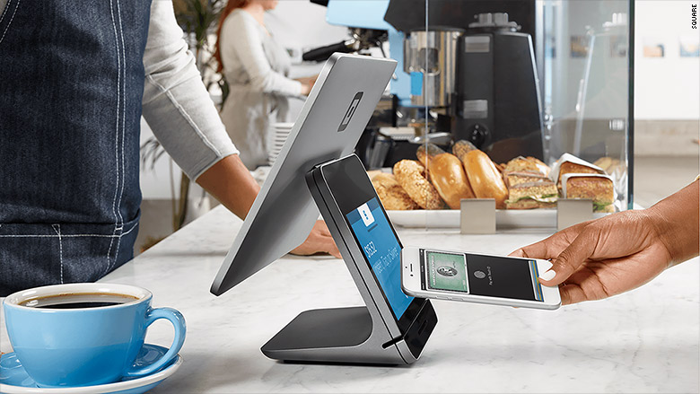 Square Unveils Cash Register Of The Future