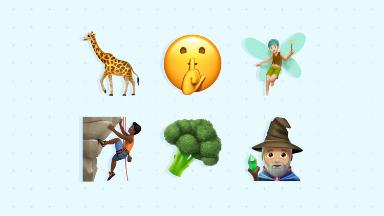 Apple's latest iOS update includes hundreds of new emoji
